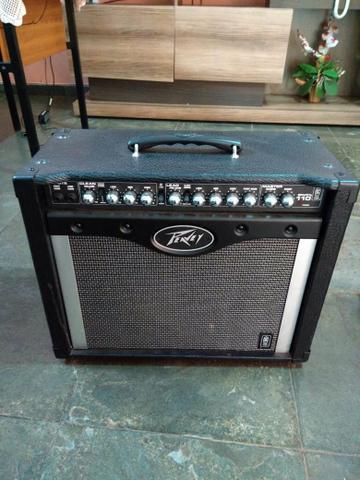 Amplificador Peavey 75w Falante de 10