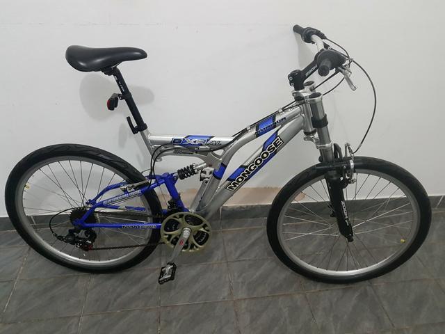 Bicicleta Mongoose aro 26