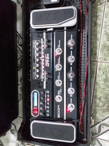 Pedaleira Zoom G9 2tt Valvulada