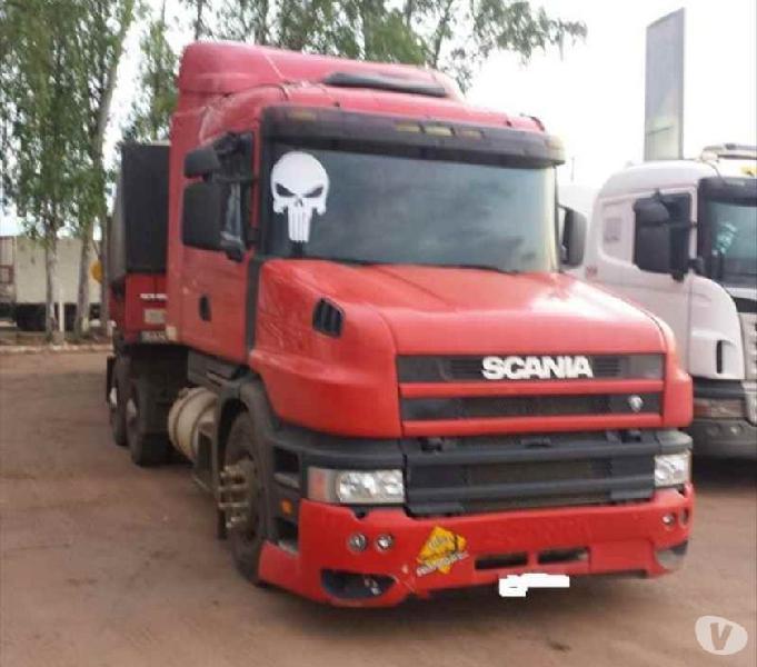SCANIA SCANIA 124 360 20032003