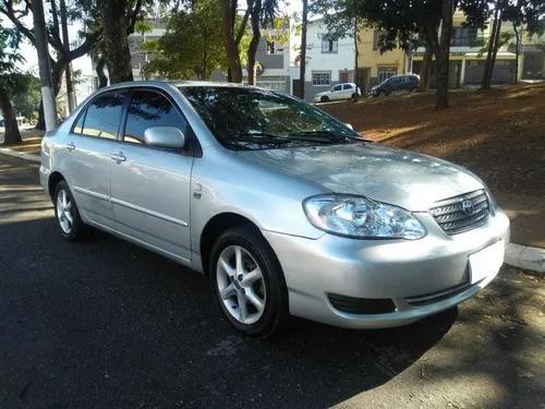 Toyota Corolla 1.8 16v Xli Flex Aut. 4p
