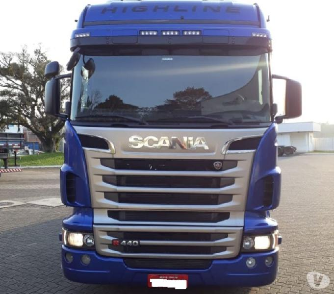 scania r 440 6x4 2012 completo
