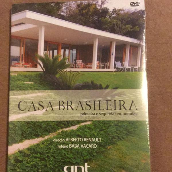 Casa Brasileira - 1a e 2a temporadas