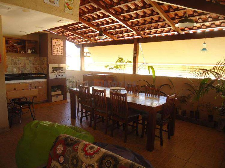 Cobertura, Ouro Preto, 3 Quartos, 2 Vagas