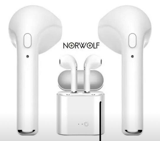 Fone Bluetooth 5.0 I7 Tws Estilo: Airpods Android E Iphones
