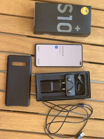 Samsung S gb + Capa de couro original Samsung
