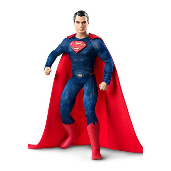 batman x superman: dawn of justice superman doll