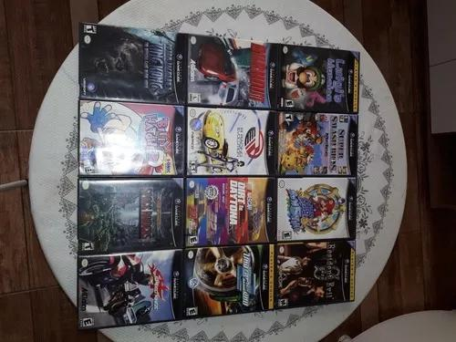 Coleção De Jogos Para Game Cube Os Melhores Jogos