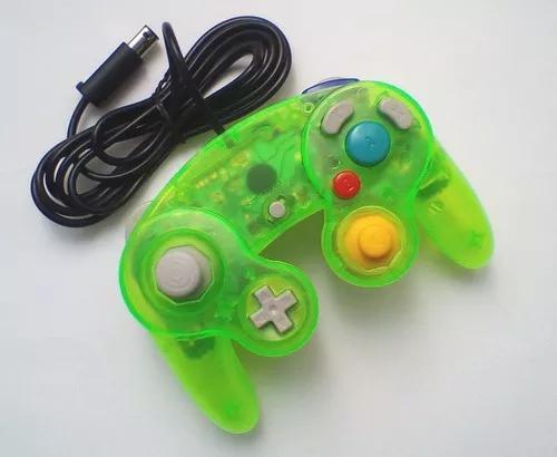 Controle Gamecube E Nintendo Wii