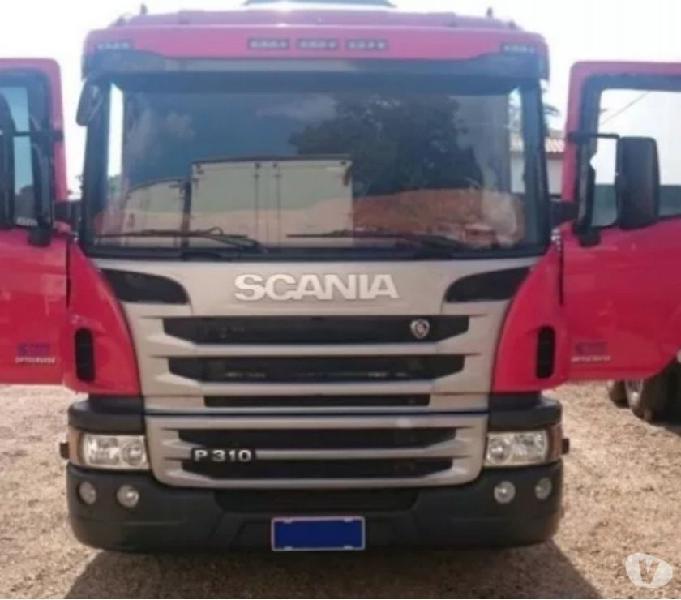 Scania p310 Bitruck 8x2