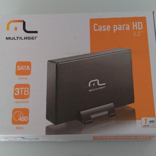 Case para HD