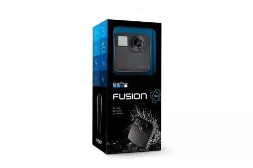Câmera Gopro Fusion 360 Lacrada Best Buy Eua Nova Original