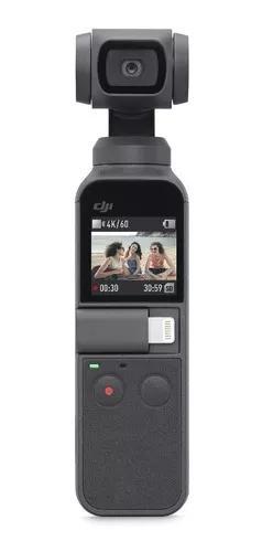 Dji Osmo Pocket 4k Camera Ação 3 Eixos Gimbal