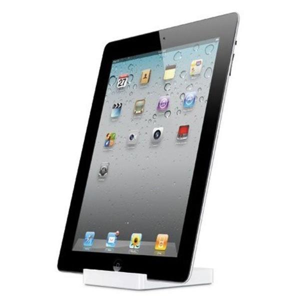 Dock Apple Base Para Ipad 2 - Mc940bz/a - Original - NOVA