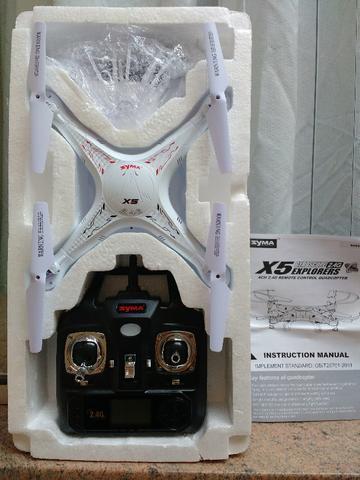 Drone syma x5 sem camera novo