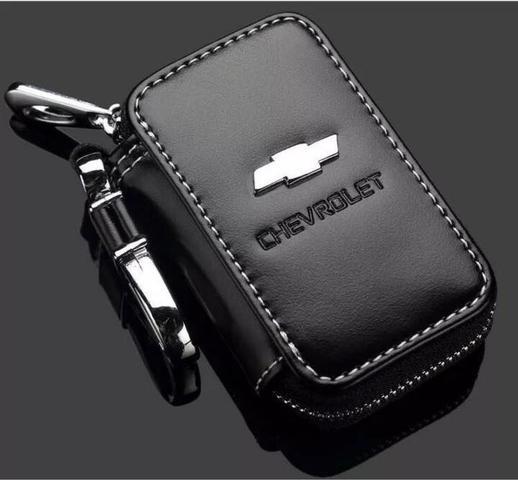 Porta chave de couro pra carro