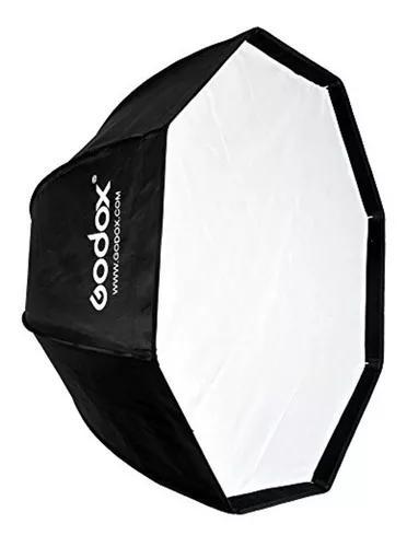 Softbox Octabox 95cm Universal Tipo Sombrinha P/ Flash