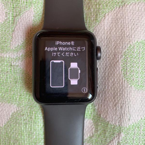 apple watch serie 3 38mm na garantia (gray)