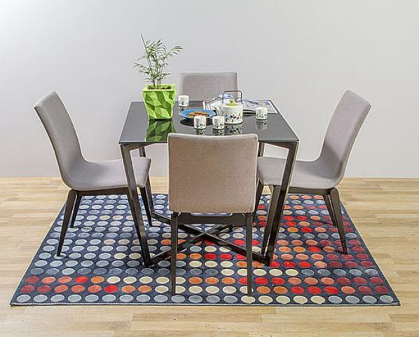 Mesa de jantar OPPA 90 x 90 cm