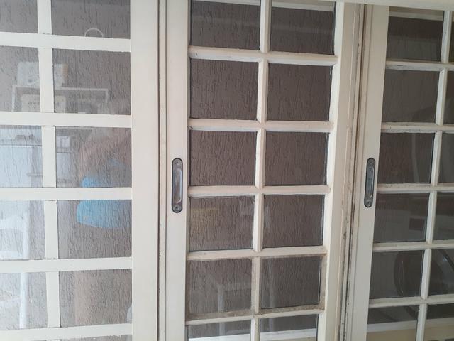 Duas Portas janela sasazaki