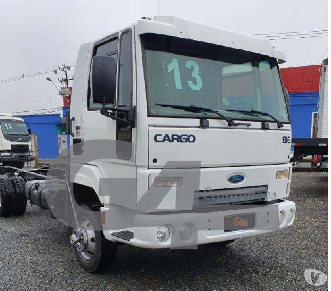 Ford Cargo 816 S 1313
