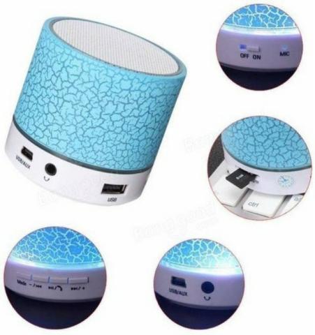 Mini Caixa De Som Com Bluetooth para música nova últimas