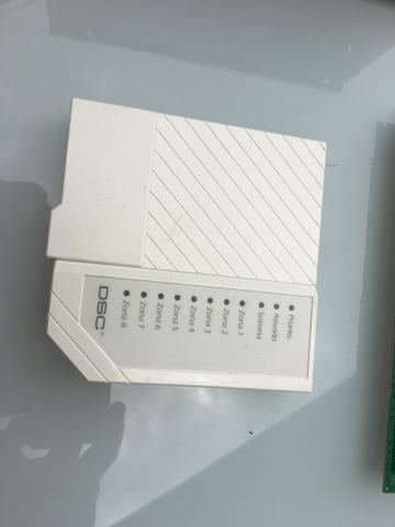 Vendo central de alarme com sensor de barreira e no break