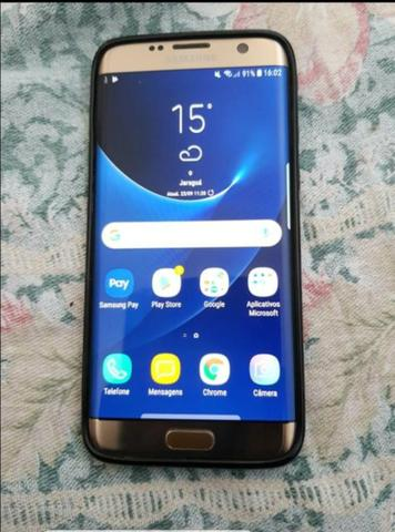 Galaxy S7 Edge Troco em A30 (Leia)