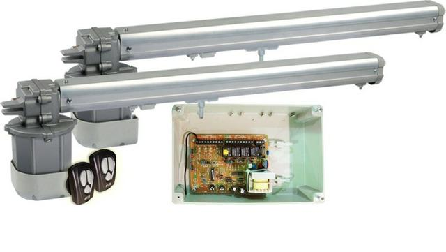 MT24 KIT Motor para Portão Pivotante Duplo Seg Duo 1/2Hp
