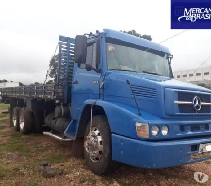 Mercedes Benz MB L 1214 trucado carroceria 1991