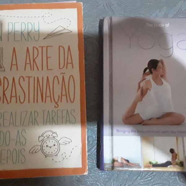 Promoção livros 2 livros por 20 reais