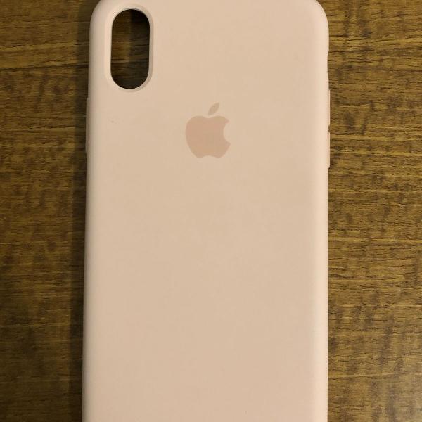 capa de silicone apple