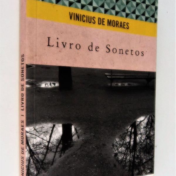 livro de sonetos - 1957 - 1967 - nova ortografia - vinicius