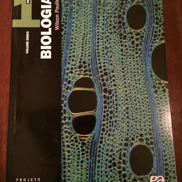 livros de biologia