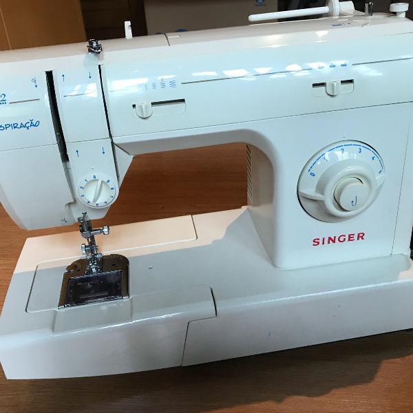 maquina de costura singer inspiração