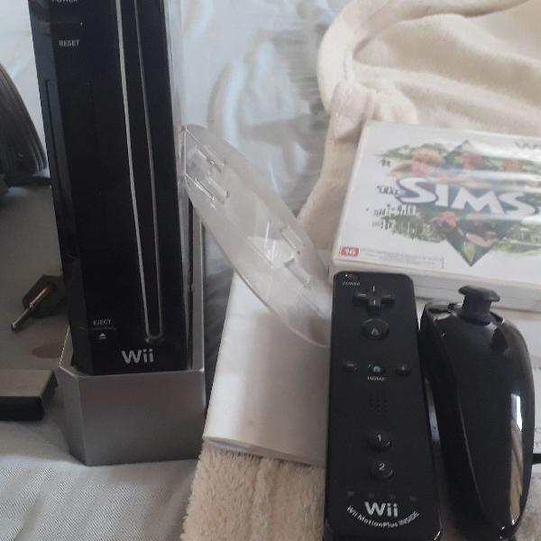 nintendo Wii Mario kart completo