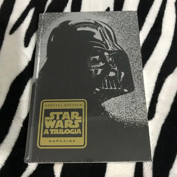 star wars a trilogia - edição capa dura