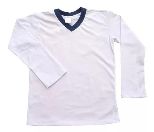 Kit 4 Camisetas * Uniforme Escolar Curtir E Vestir