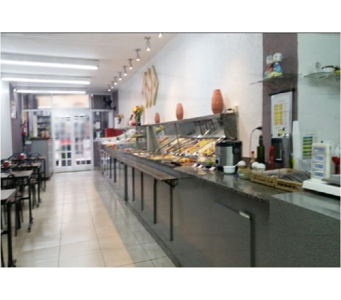 Restaurante Segunda Segunda à Sexta no Centro-SP (6445)