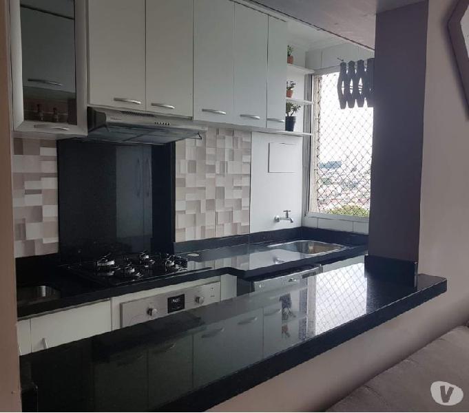 Apartamento de 56 m², 2 dorms, 1 vaga, Vila Ema - 150479