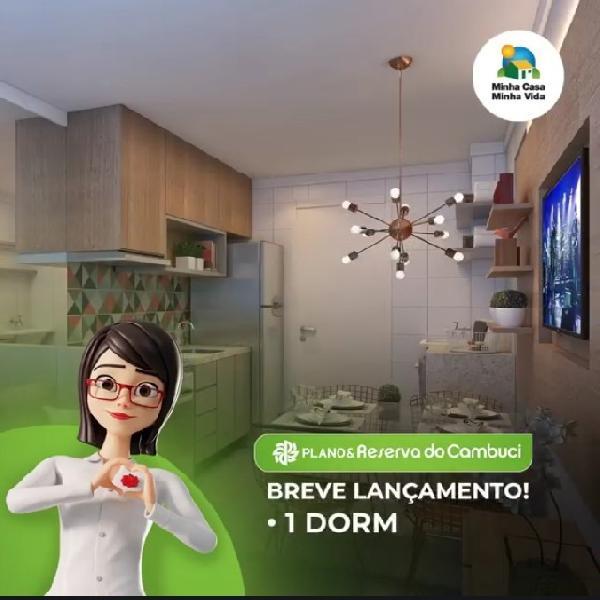 Novos apartamentos no centro de São Paulo- cambuci
