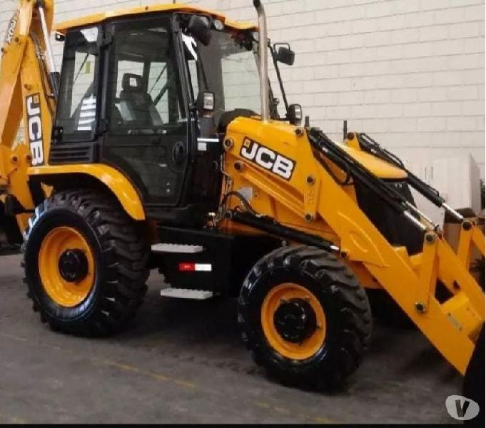 Retro JCB 3cx