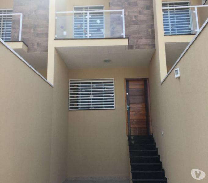 Sobrado 90 m², 3 dorms (1 suíte), 2 vagas, Vila Ema -