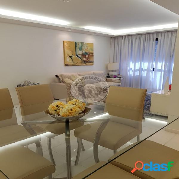 Apartamento 110 m², 2 quartos, Waterways - Barra da Tijuca
