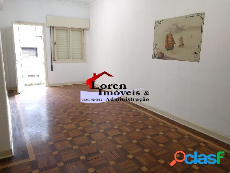 Apartamento 2 dormitórios Boqueirão Santos!