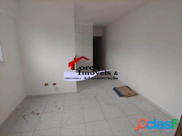 Apartamento Novo de Frente 2 dormitórios Jardim Guassú Sv!