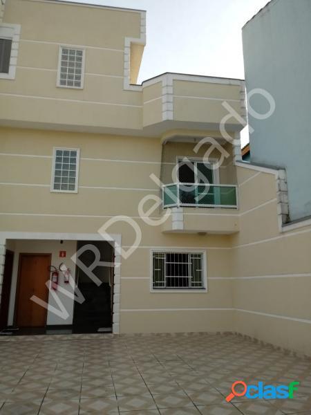 Apartamento com 2 dorms em Santo André - Utinga por 250 mil