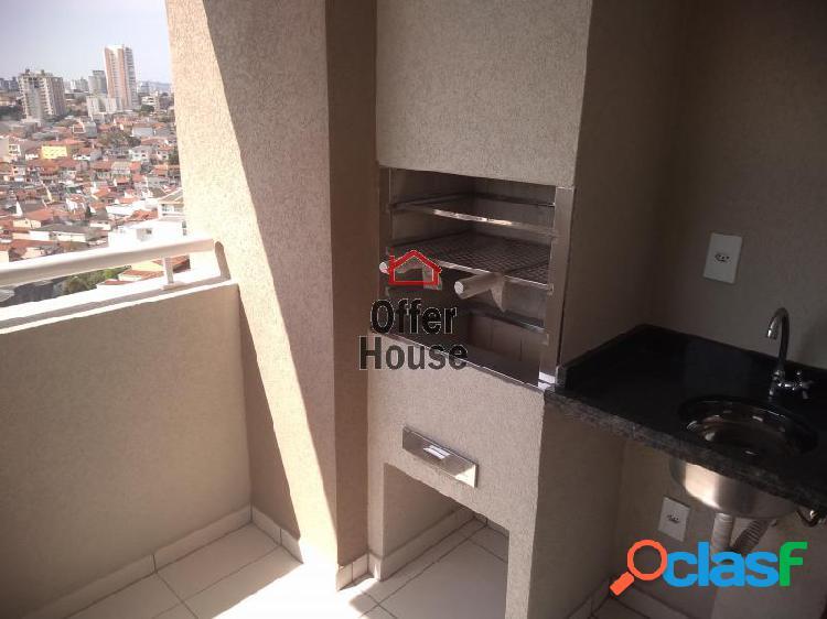 Apartamento com 2 dorms em Santo André - Vila Scarpelli por