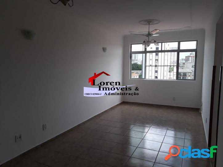 Apartamento de 2 dormitórios Boqueirão Santos!