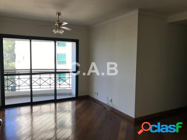 Apartamento locação no Cond Classic - Centro de Alphaville